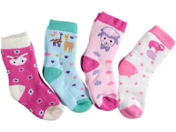 Носки теплые от 0 до 4 лет 314740